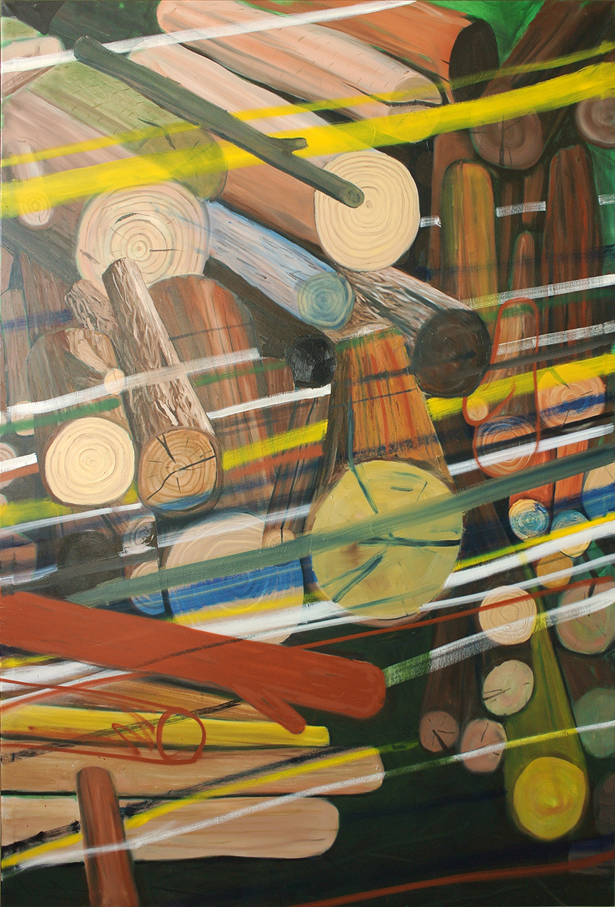 trunks-2016-_-acryl-&-oil-on-canvas-170x250