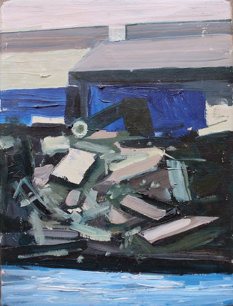 debris-2016--oil-on-canvas-22x29